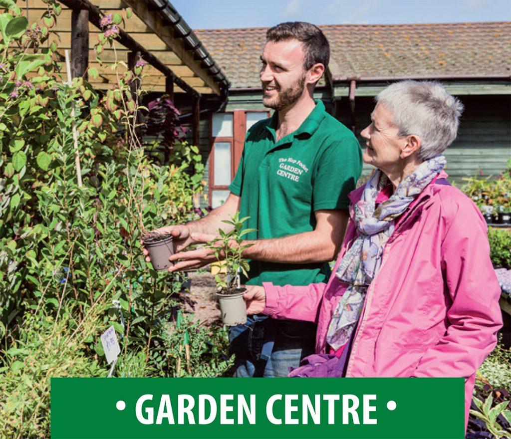 Hop Pocket Garden Centre