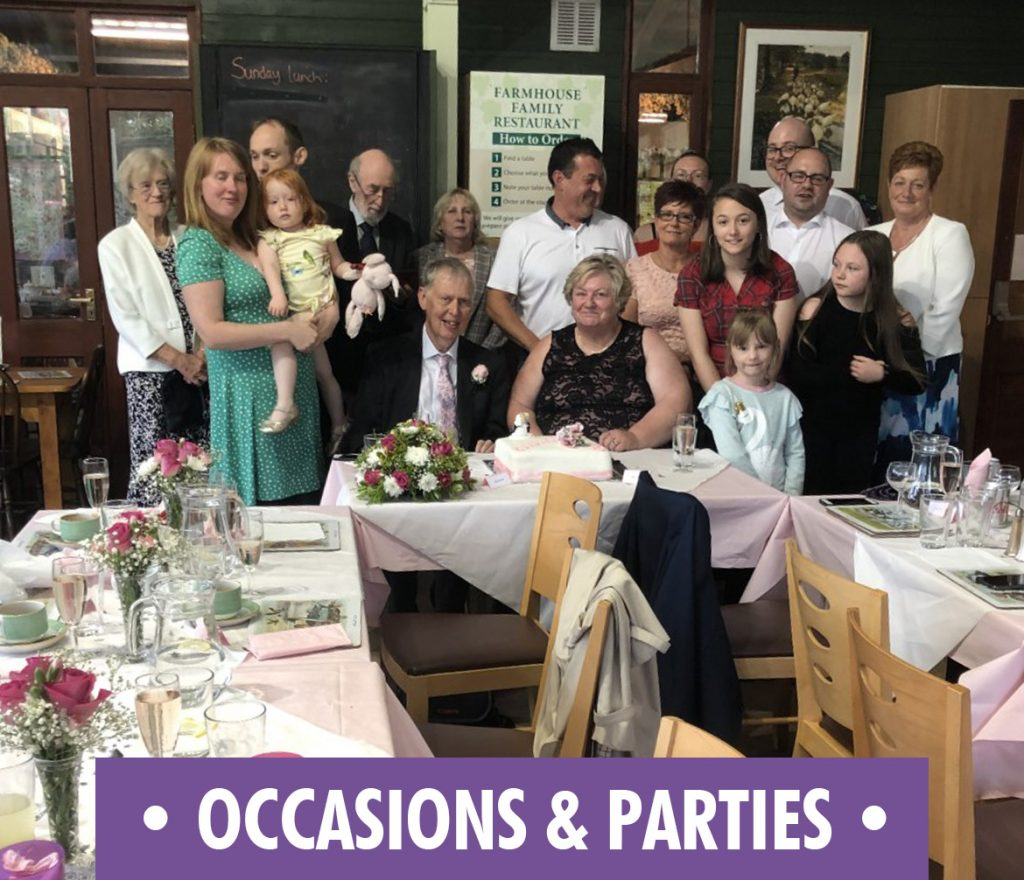 Occasions and Parties at The Hop Pocket