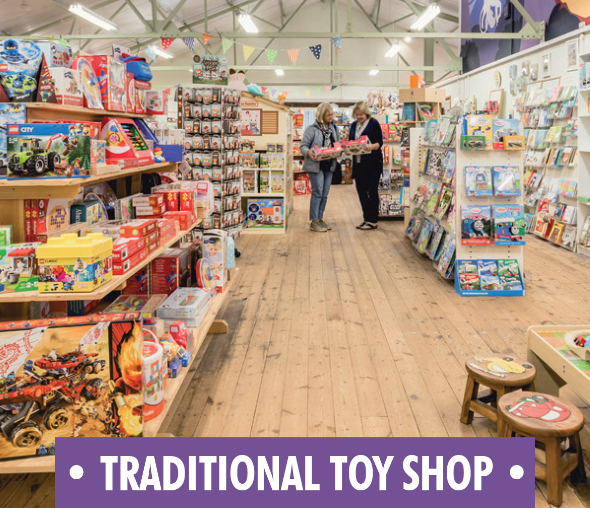 Traditional Toy Shop